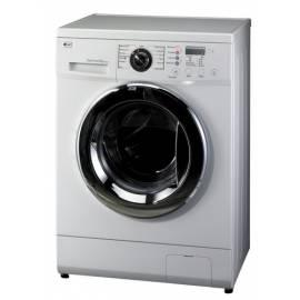 Waschmaschine LG F1422TD weiß Gebrauchsanweisung