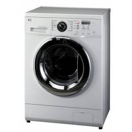 Bedienungshandbuch Waschmaschine LG F1222TD