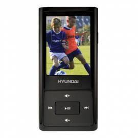 Handbuch für MP3 Player/MP4 Hyundai MPC181 2GB, FM