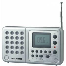 Bedienungsanleitung für Radio Hyundai 228