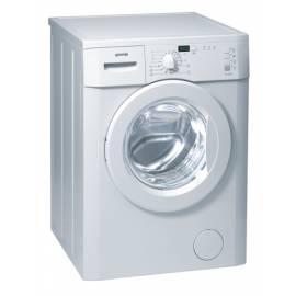 Waschvollautomat GORENJE Classic WA 60129 weiß