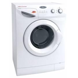 Datasheet Automatische Waschmaschine Göttin WFB1025M7 weiß