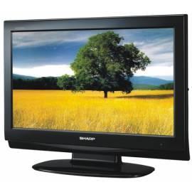 Televize SHARP Aquos LC-37D44E-BK-schwarz