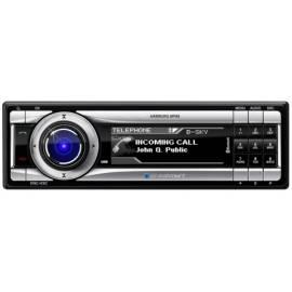Datasheet Car Radio Blaupunkt Hamburg MP68, CD/MP3