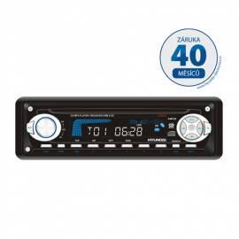Benutzerhandbuch für CD-Autoradio mit HYUNDAI-CRM2120 schwarz