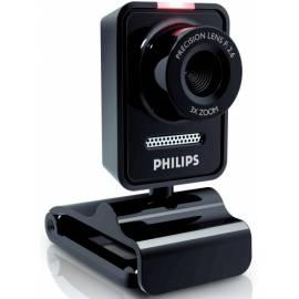 PDF-Handbuch downloadenDie PHILIPS SPC530NC Webcam schwarz