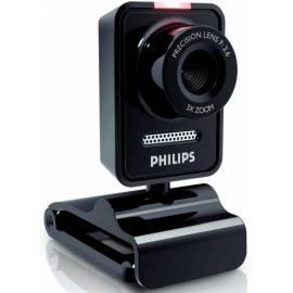 Die PHILIPS SPC530NC Webcam schwarz