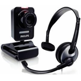 Benutzerhandbuch für PHILIPS Webcam SPC535NC schwarz
