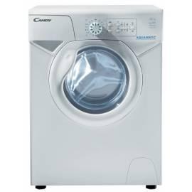 Waschmaschine CANDY Aquamatic AQUA 100 F weiss
