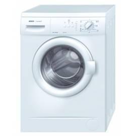 Waschvollautomat BOSCH WAA24162BY (einige kleinere Schäden, Beschreibung zu sehen) - Anleitung