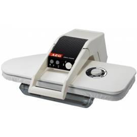 Bügelsystem AEG NM 1206 weiß Gebrauchsanweisung