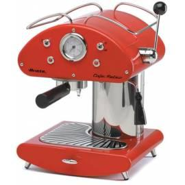 Bedienungshandbuch Espresso: ARIETE-SCARLETT Retro 1385 auf Kapsel schwarz