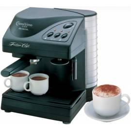 Service Manual Espresso: ARIETE-SCARLETT Cafe Mode 1320 schwarz
