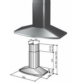 deutsche bedienungsanleitung f r dunstabzugshaube best k6039ce9n edelstahl deutsche. Black Bedroom Furniture Sets. Home Design Ideas