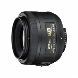 Bedienungsanleitung für NIKON Objektiv AF-S DX 35 mm F 1.8 G schwarz