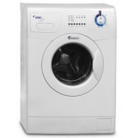 Automatische Waschmaschine ARDO FLS105S Silber Gebrauchsanweisung