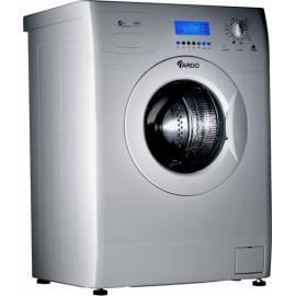 Bedienungshandbuch Automatische Waschmaschine ARDO FL105L weiß