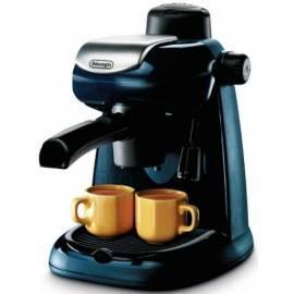 Espresso DELONGHI EG 5 schwarz Bedienungsanleitung
