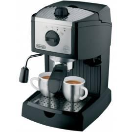 Espresso DELONGHI EC 155 schwarz - Anleitung