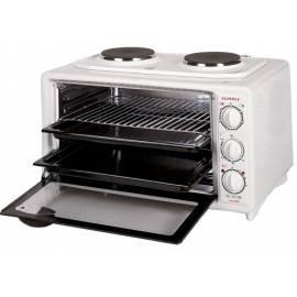 LUXELL Ofen LX 3550 Tisch weiß Bedienungsanleitung