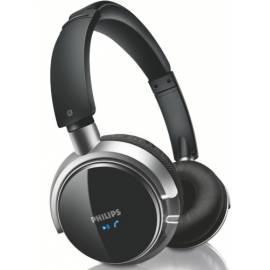 Headset PHILIPS SHB9000 schwarz Gebrauchsanweisung