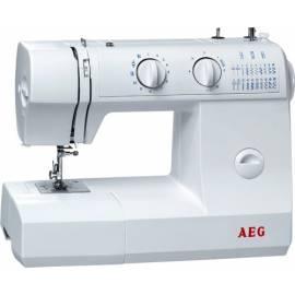 Nähmaschine AEG 790 weiss