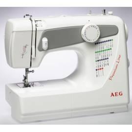 Bedienungsanleitung für AEG Nähmaschine-2703 weiß