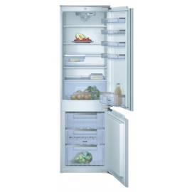 Kombination Kühlschrank mit Gefrierfach BOSCH KIV 34A41IE Bedienungsanleitung