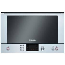 Mikrowelle BOSCH HMT 85ML 23 weiß Gebrauchsanweisung
