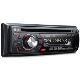 LG LAC3900RNS CD/MP3 Autoradio, Gebrauchsanweisung