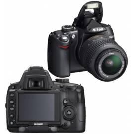Benutzerhandbuch für NIKON D5000 Digitalkamera + 18-55 AF-S DX VR schwarz