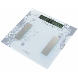 Persönliche Gewicht Göttin SCA 902 Silber/Glas