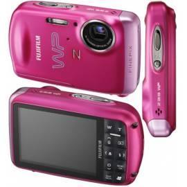 FUJI FinePix Z33WP Digitalkamera Rosa Pink Gebrauchsanweisung