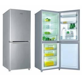 Benutzerhandbuch für Kombination Kühlschrank / Gefrierschrank Göttin RCC0155GS9 Silber