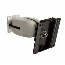 Bedienungshandbuch Monitorhalterung ERGOTRON 100 Serie Double Pivot (47-093-800) schwarz/silber