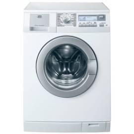 Waschmaschine AEG ELECTROLUX Lavamat 72850A-weiß - Anleitung