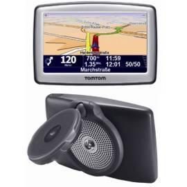 Navigationssystem GPS TOMTOM XL Classic Europa (1EG1.054.10) Bedienungsanleitung