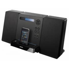 Bedienungshandbuch Stereoanlage SONY CMTLX50WMR.Pflichten des schwarzen
