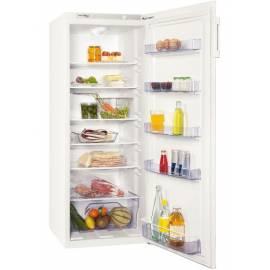 Kühlschrank ZANUSSI ZRC325WO1 weiß Bedienungsanleitung