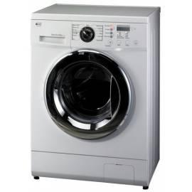 Handbuch für Waschmaschine LG F1222ND weiß