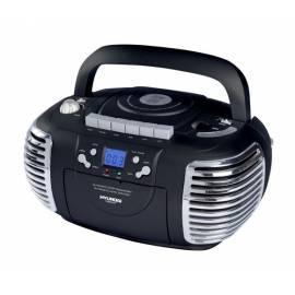 Hyundai TRC238A3-Boombox mit CD/MP3 Gebrauchsanweisung