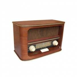 Handbuch für Radio HYUNDAI Retro RA 601-Brown/Holz