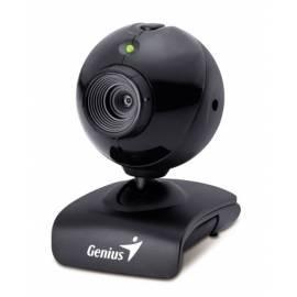 Bedienungsanleitung für Webcam GENIUS i-Look 310 (32200134101) schwarz