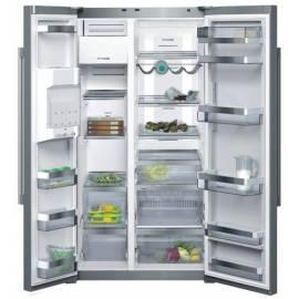 Datasheet Kombination Kühlschränke mit Gefrierfach SIEMENS KA 62DP90 Edelstahl