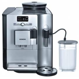 Espresso Siemens TK73001 Silber - Anleitung
