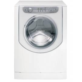 Automatische Waschmaschine HOTPOINT-ARISTON AQSL 109 (39578) weiß - Anleitung
