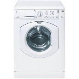 Benutzerhandbuch für Automatische Waschmaschine HOTPOINT-ARISTON ARSL105 weiß