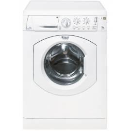 Bedienungsanleitung für Automatische Waschmaschine HOTPOINT-ARISTON ARSL 85 (EU) weiß