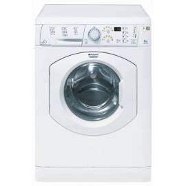 Automatische Waschmaschine HOTPOINT-ARISTON ARXF129 weiß Gebrauchsanweisung