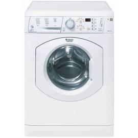 Waschmaschine mit Trockner Trockner HOTPOINT-ARISTON ARMXXF149 weiß - Anleitung